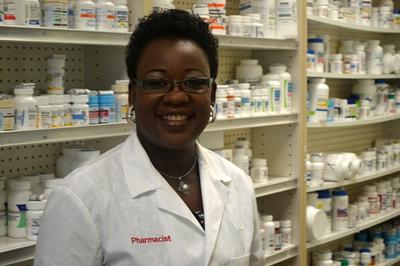 Dr. Bertha Oshotse